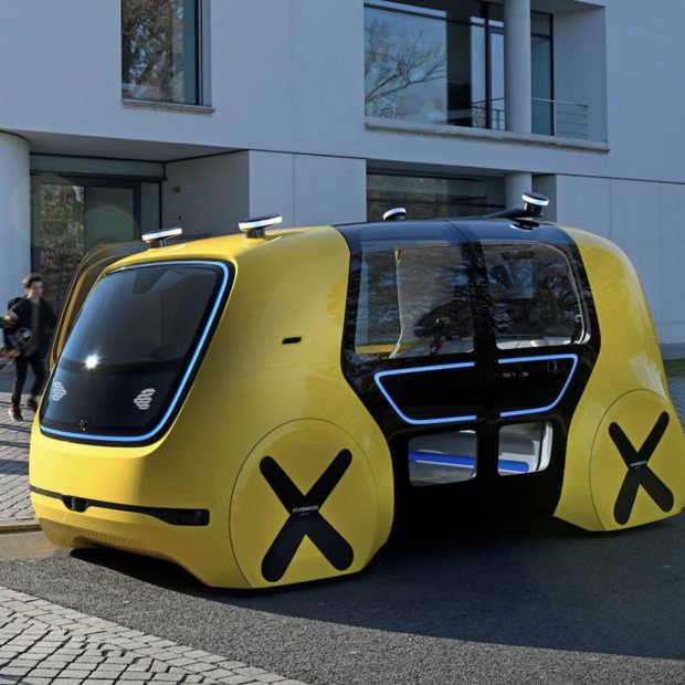 SEDRIC schoolbus: mobiliteit voor de allerjongsten