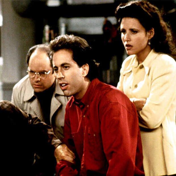 Vijf hilarische fragmenten uit Seinfeld om je dag beter te maken