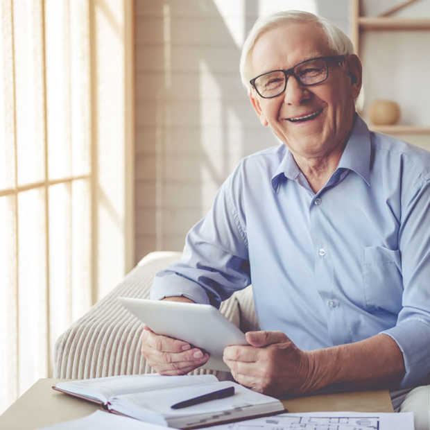Met deze hypermoderne hulpmiddelen wonen ouderen langer thuis