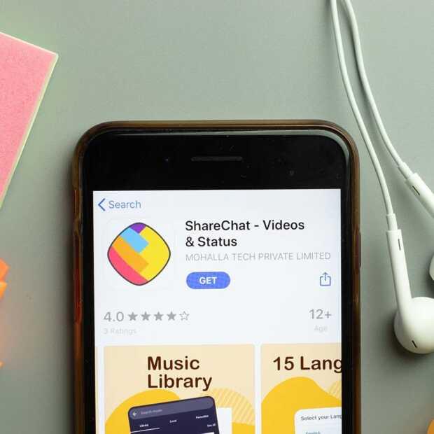 Snap en Google overwegen investering in India's ShareChat