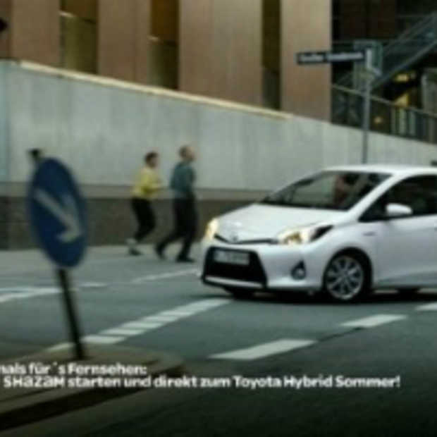 Shazam en Toyota maken deze zomer interactieve tv-reclame