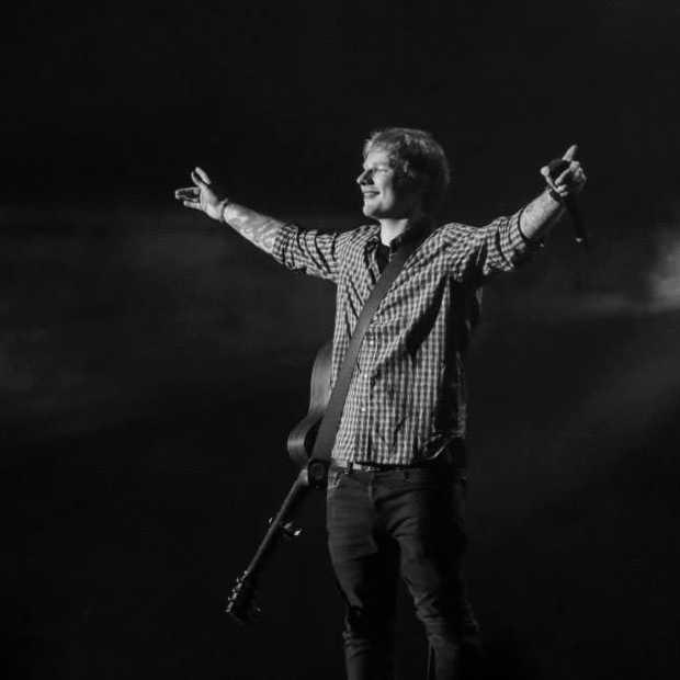 Ed Sheeran in 2014 de meest gestreamde artiest op Spotify