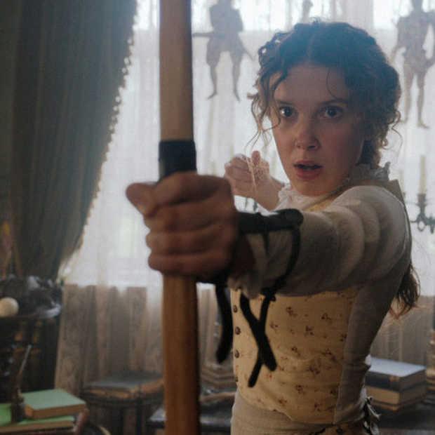 Netflix-film over de zus van Sherlock Holmes nu al controversieel