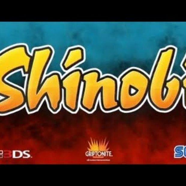 Shinobi 3DS trailer