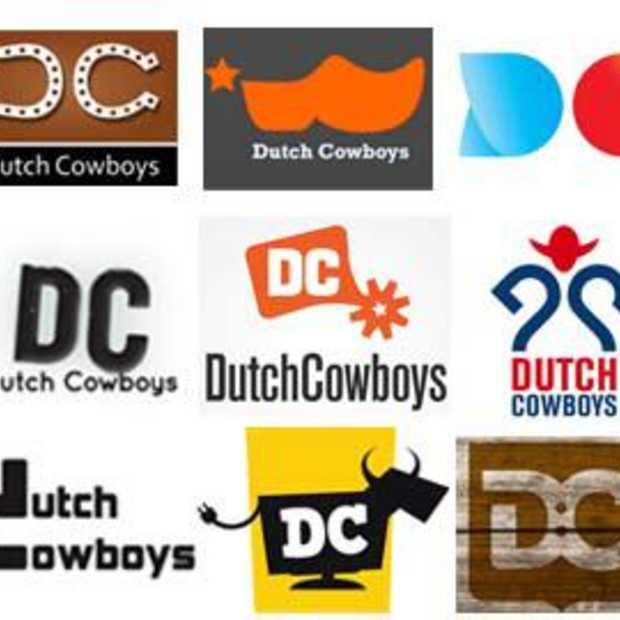 Shortlist DutchCowboys logo design wedstrijd bekend