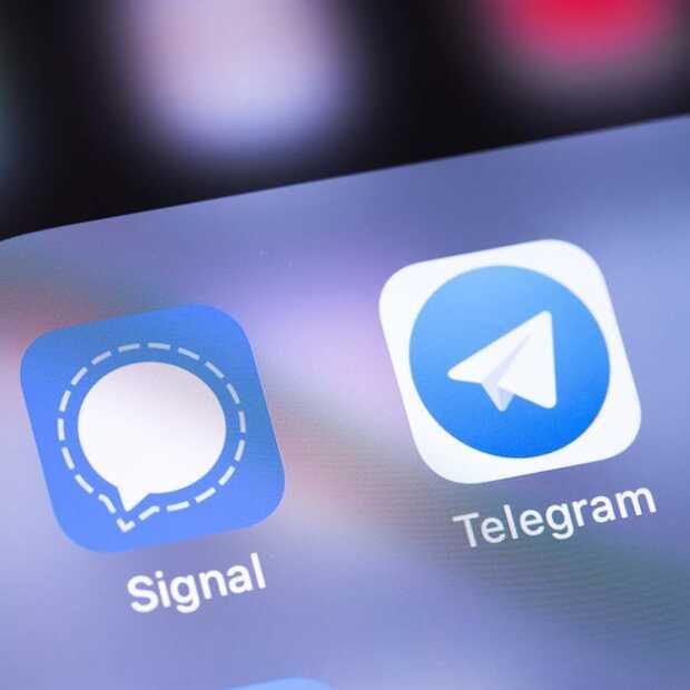 Signal en Telegram winnen (voorlopig?) aan populariteit in China