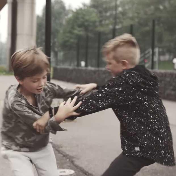 """Opvallende campagne van SIRE: """"laat jongens weer jongens zijn"""""""
