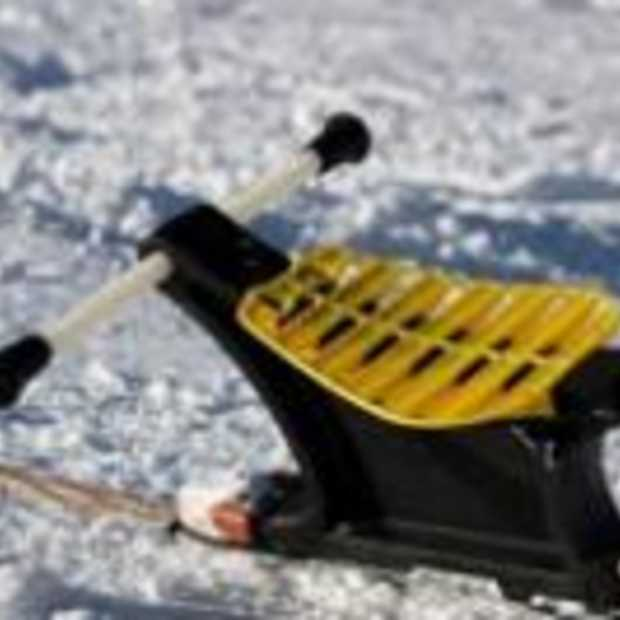 Sit2Ski skiën terwijl je zit