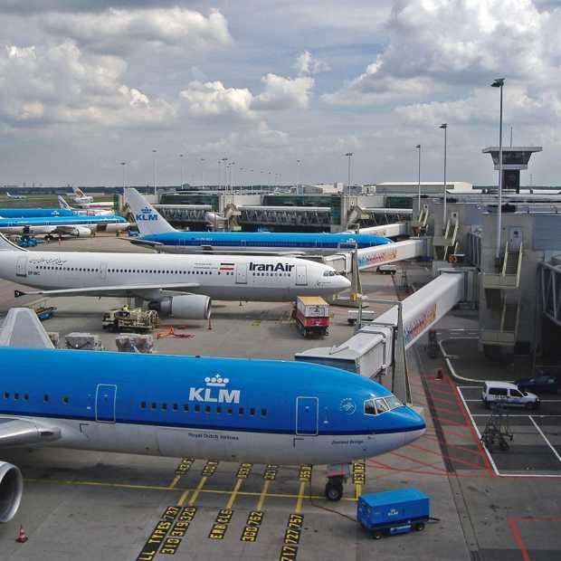 Schiphol gaat wachttijden voorspellen  bij security