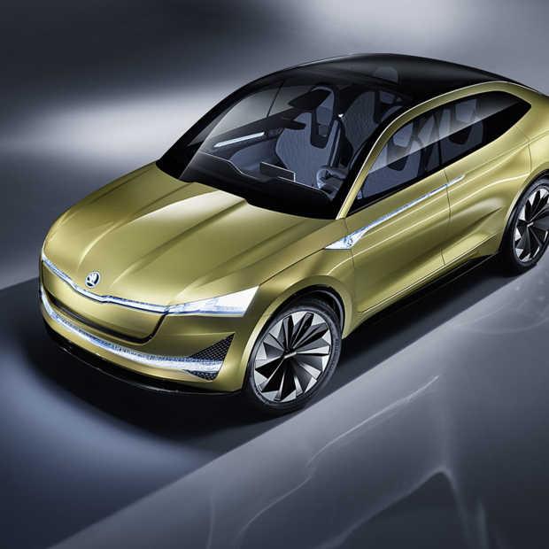 Škoda Vision E een van de smaakmakers op Move Amsterdam
