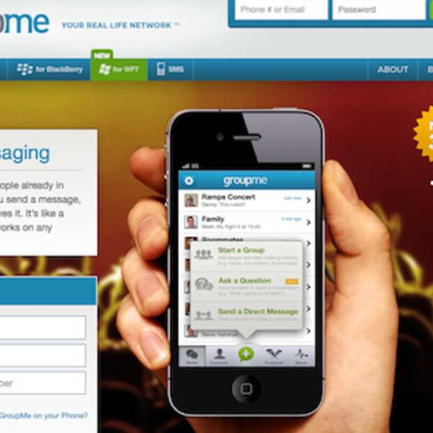 Skype koopt GroupMe