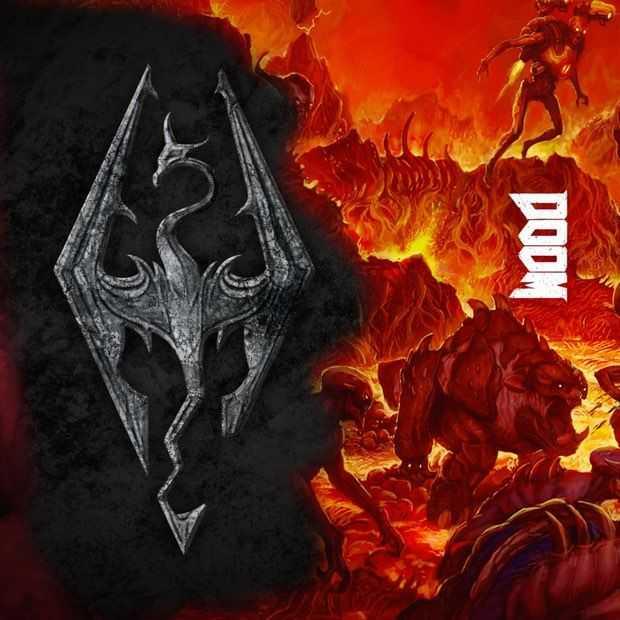 Skyrim en Doom voor de Nintendo Switch: twee paden naar één doel