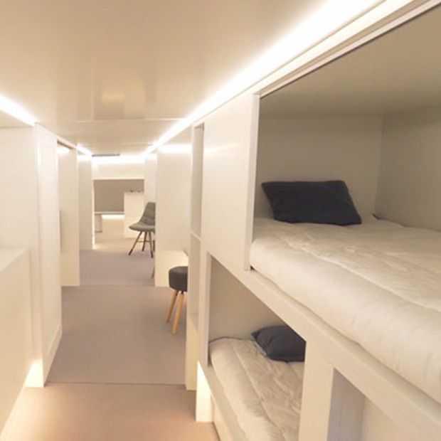 Wordt de slaapcabine in het vliegtuig binnenkort betaalbaar?