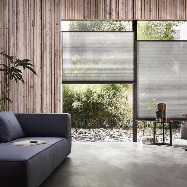 Ook raambekleding kan onderdeel zijn van je Smart Home