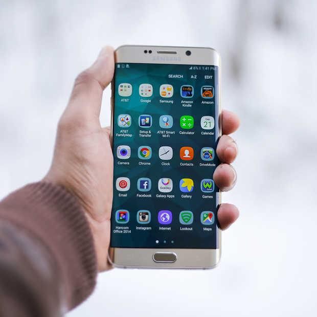 Wat moet je doen om een positie te veroveren op de smartphone?