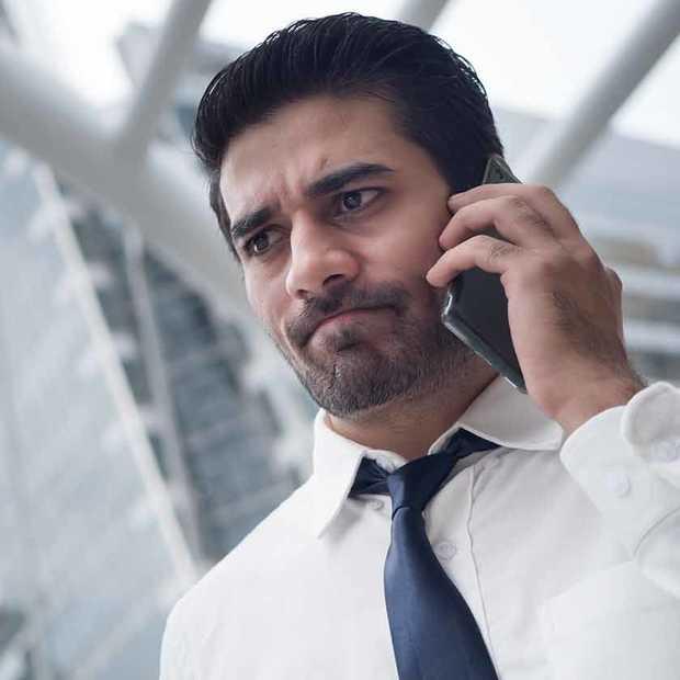 Markt voor smartphones gehalveerd in India