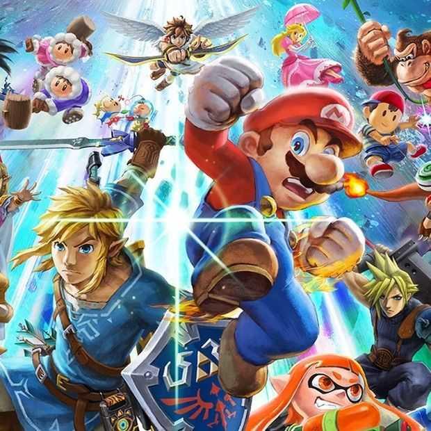 Super Smash Bros. Ultimate: een prachtig zooitje