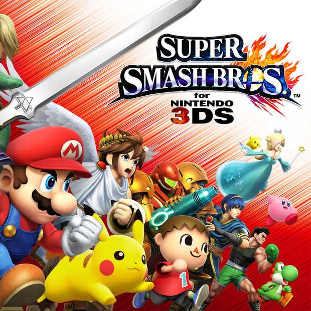 Super Smash Bros. 3DS: Klein maar fijn