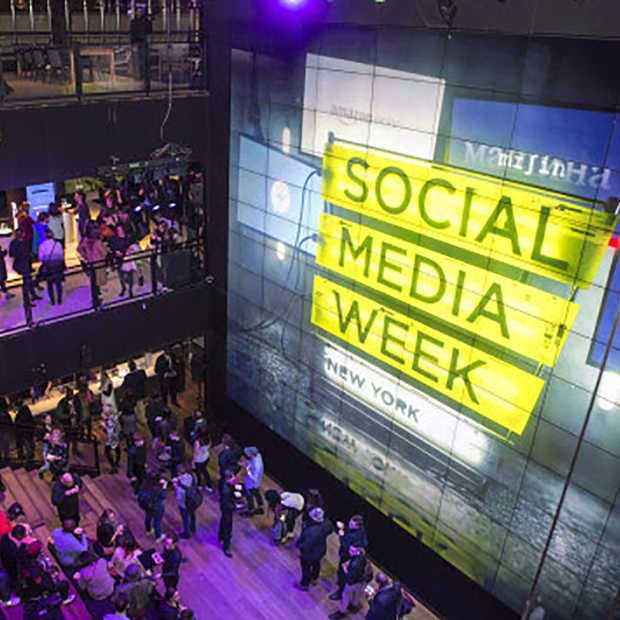 Tijdens Social Media Week Holland hoor je alles over social media en innovatie