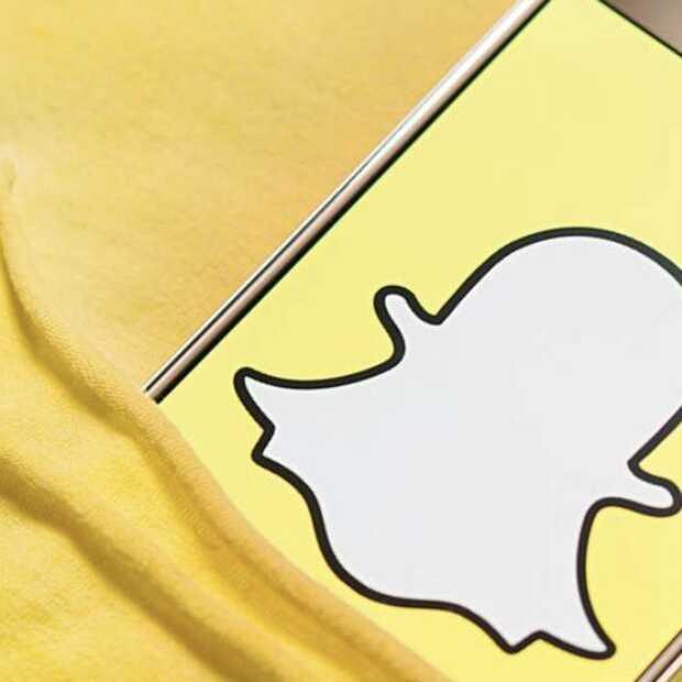 Snapchat voegt muziek toe aan app: 'Snapchat Sounds'
