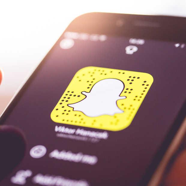 Snapchat gaat ook gebruik maken van een algoritme