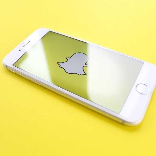 Snapchat groeit en heeft nu 203 miljoen gebruikers