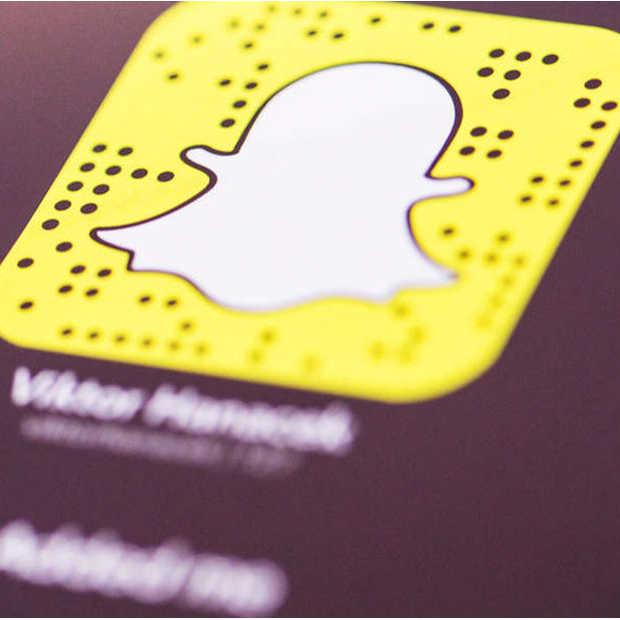 Shoppen met de Snapchat camera