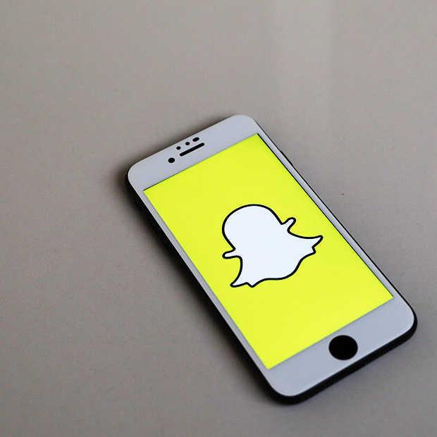 Snapchat groeit en groeit: dagelijks 293 miljoen gebruikers