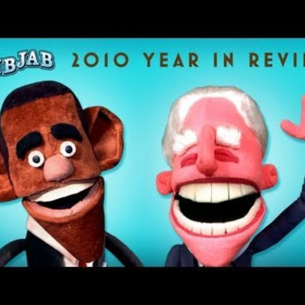 JibJab's 2010 Year in Review