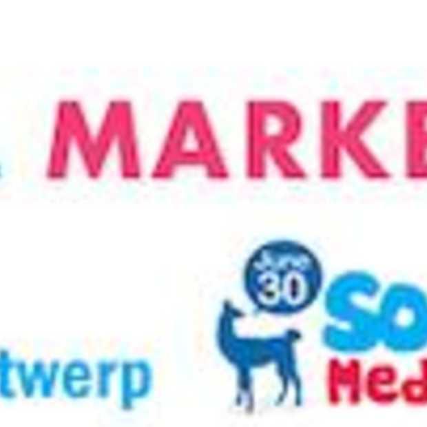 Social Marketing Meetup Antwerpen, Inschrijving is gestart