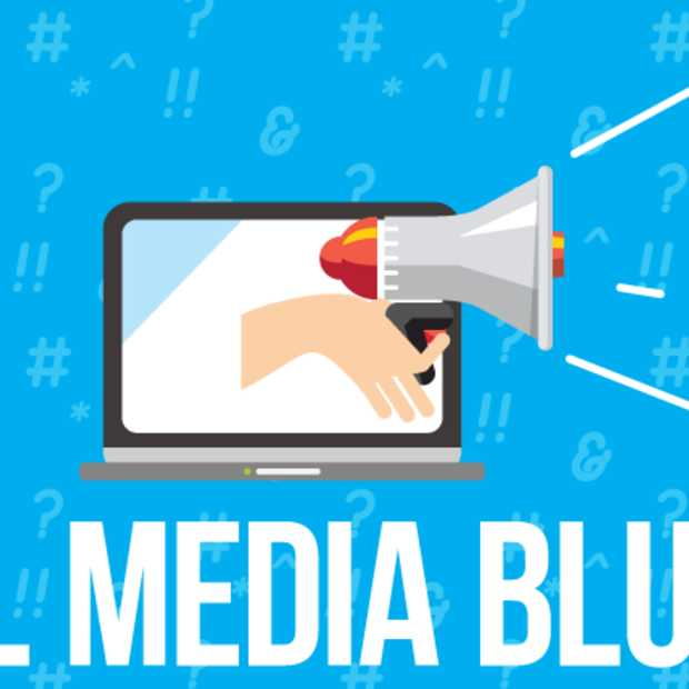 Social Media blunders [Infographic]