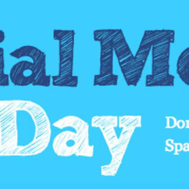 Social Media in 1 Day 2013: Keynote social innovation manager van Twitter