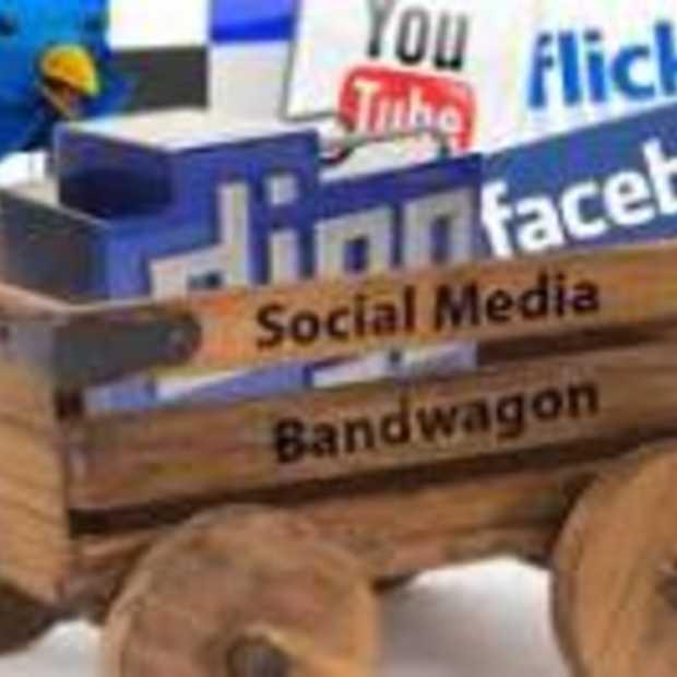 Social media speelt nauwelijks rol op arbeidsmarkt
