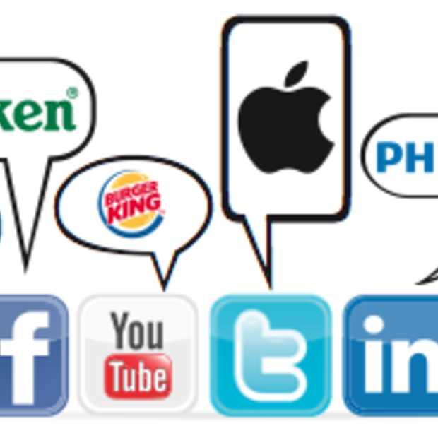 Social Media versterkt binding met het merk