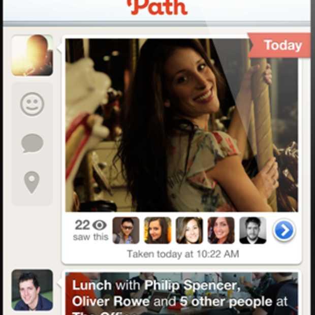 Social sharing service met een '150 vrienden limiet' heeft 1 miljoen gebruikers