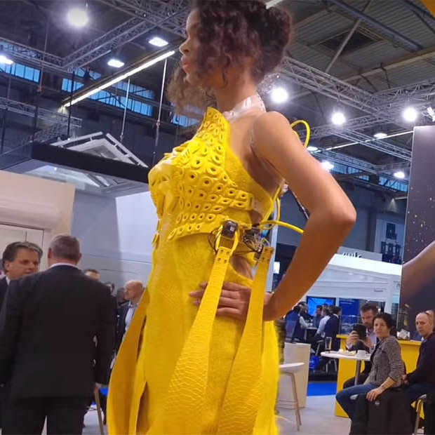 Somfy maakt high tech couture