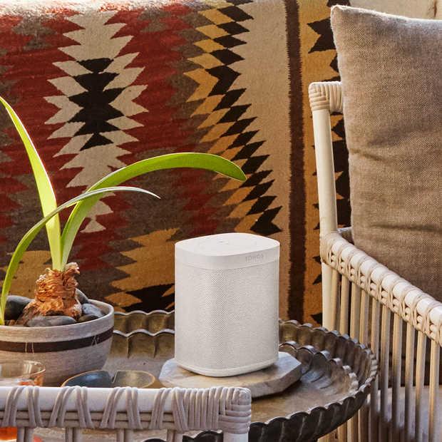 Google Assistent beschikbaar op Sonos speakers
