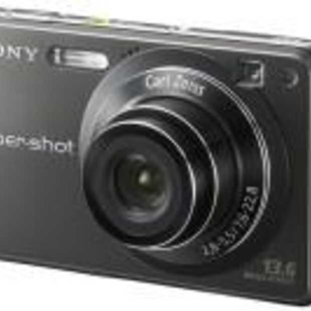 Sony Cyber shot met 13,6 megapixel