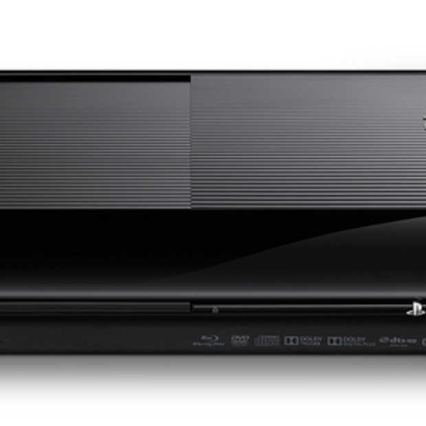 Sony kondigt kleinere uitvoering PS3 aan