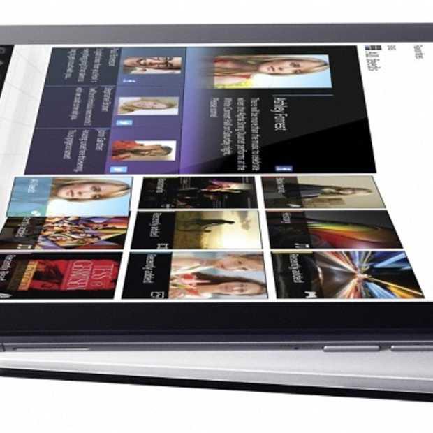 Sony maakt Tablet S compatibel met de Playstation controller, omarmt tablet gaming