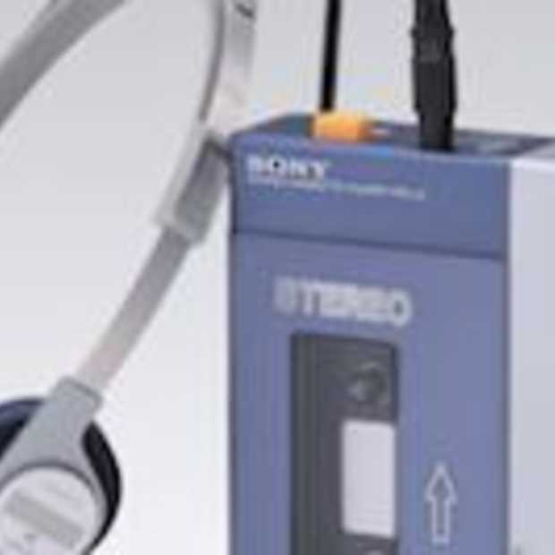 Sony stopt na 30 jaar met productie van de Walkman