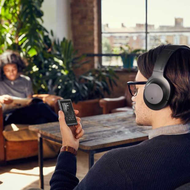 CES: De nieuwe walkman van Sony!