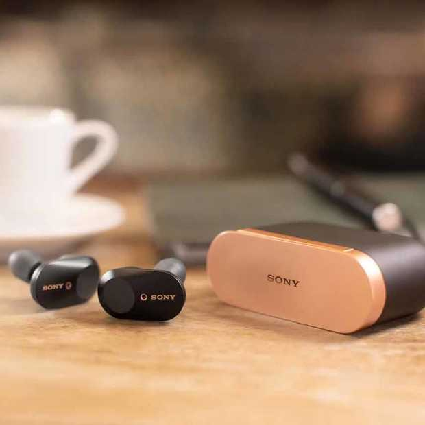 Sony True Wireless-oordopjes: dit is het verschil