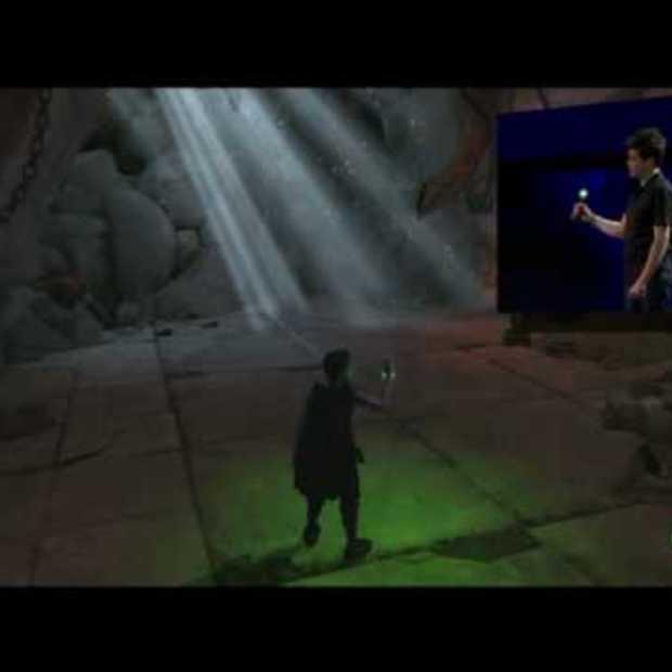 Sorcery gameplay move