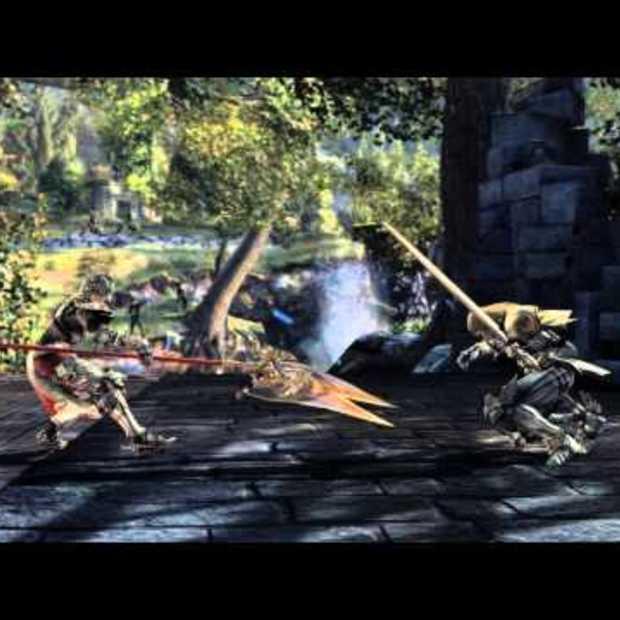Soul Calibur 5 Gamescom trailer