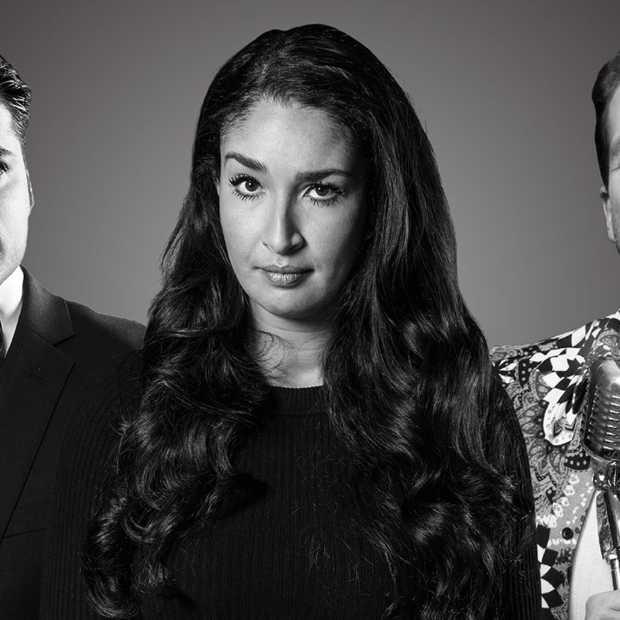Deze Nederlandse comedians verschijnen voor de Netflix-camera's