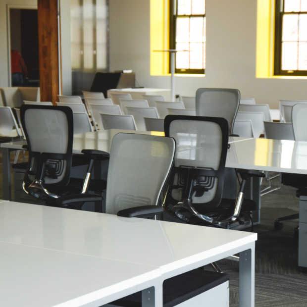Binnenkort gedaan met het eeuwige verschuiven van bureaustoelen?