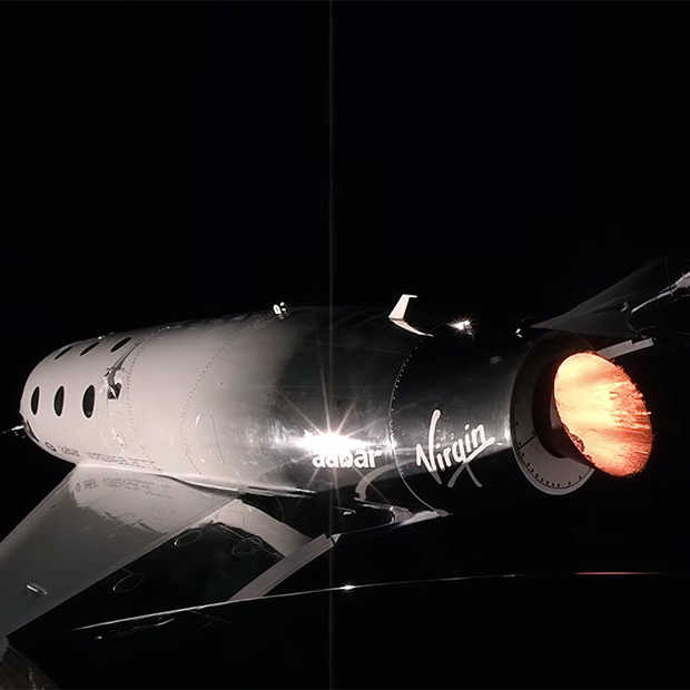 Gaat Virgin Galactic al binnen enkele weken de ruimte in?