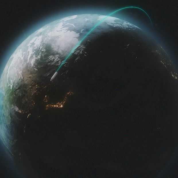 Elon Musk wil SpaceX-raketten gebruiken om rond de aarde te reizen