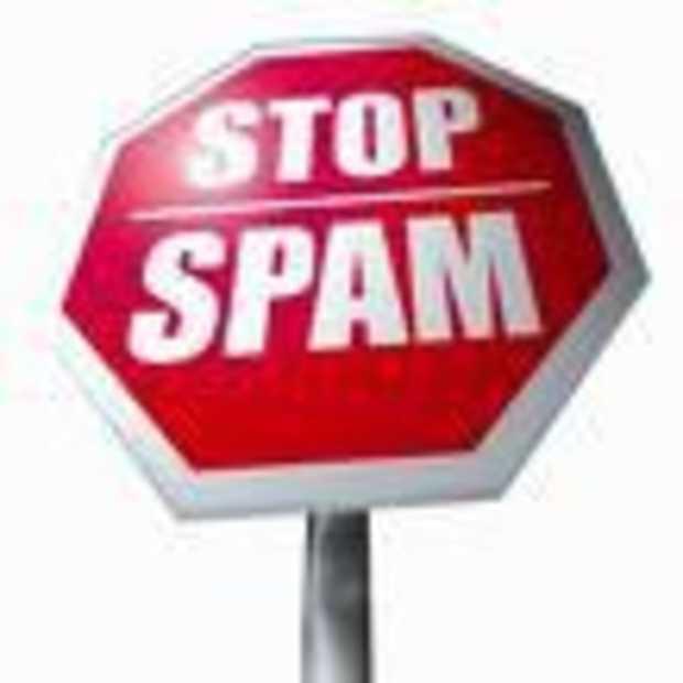 Spam percentage in September op recordhoogte